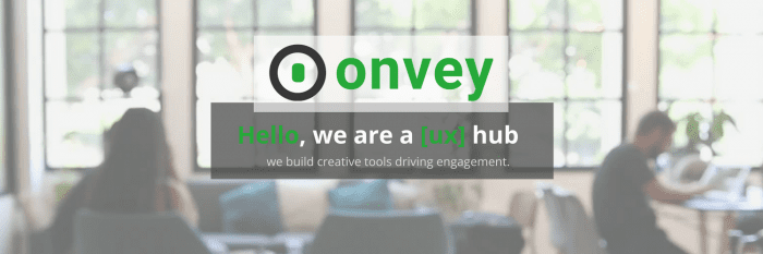 introducing Onvey Lab