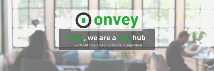 introducing Onvey Lab