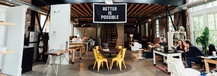 make the extra mile, better is possible